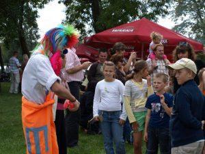 klaun dla dzieci