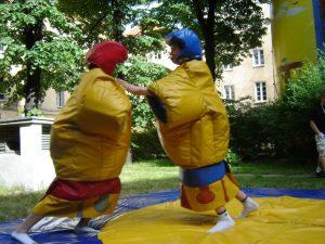 zawody sumo