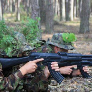broń ASG (Air Soft Gun)
