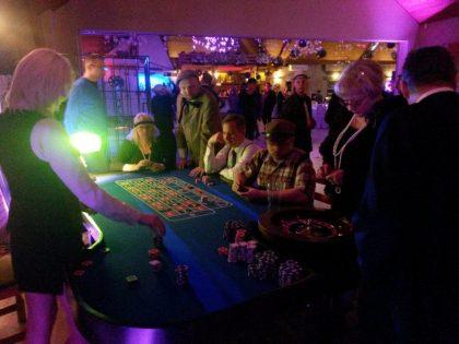 Kasyno - ruletka, black jack, poker, kości