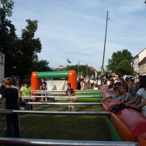 Piknik sportowy / Igrzyska na Wesoło