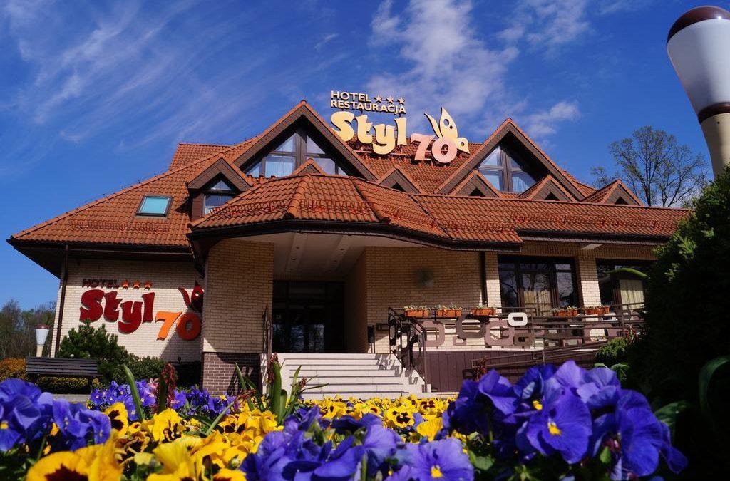 Hotel Styl 70***